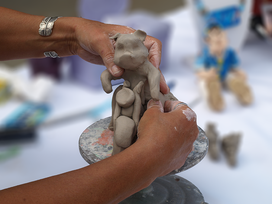 Hand Formed Clay Creations
